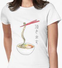 Ramen Women's Fitted T-Shirt