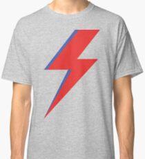 Aladdin Sane - Lightning bolt Classic T-Shirt