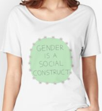 Gender Is A Social Construct Women's Relaxed Fit T-Shirt