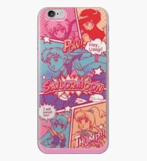 Sailor-Moon-Comicstrip iPhone-Hülle & Cover