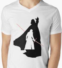 Darth Vader / Kylo Ren Men's V-Neck T-Shirt