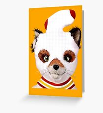 Ash Bandit  Greeting Card