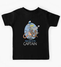 SAILING SAILOR BOATING  Kids Tee
