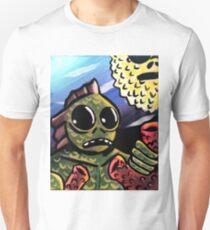 Sea Munster In Deep T-Shirt