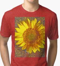 bright sunflower Tri-blend T-Shirt