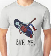 """Bite Me."" (Adventure Time - Marceline the Vampire Queen) Unisex T-Shirt"