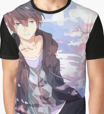 Super Sweet Haruka Graphic T-Shirt