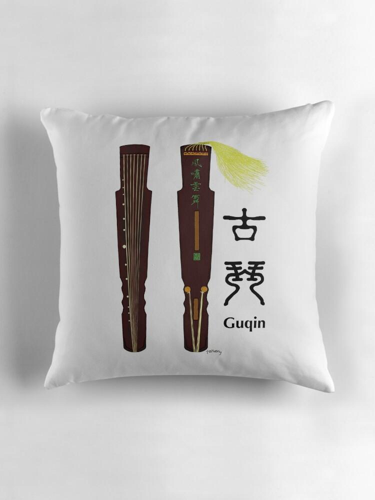 """Guqin (Ancient Chinese musical instrument) series 1 ...  ""Guqin (An..."