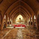 Rainbow Church by yanshee