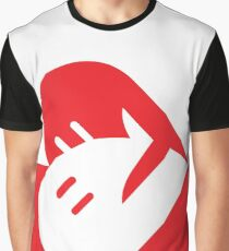 A Heart Divided Graphic T-Shirt