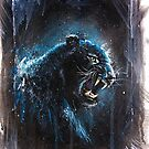 Black Panther. by Emiliano Morciano