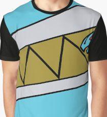 Dino Charge Aqua - Costume Graphic T-Shirt