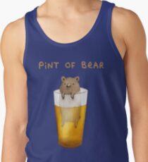 Pint of Bear Tank Top