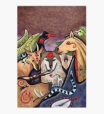 DIY Totemism - Cover Art Photographic Print
