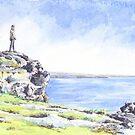 Trevose Head, Cornwall by Barnaby Edwards