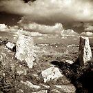 Chûn Castle, Cornwall by Barnaby Edwards
