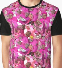 filthy shades of pink Graphic T-Shirt