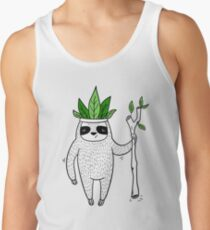 King of Sloth Tank Top