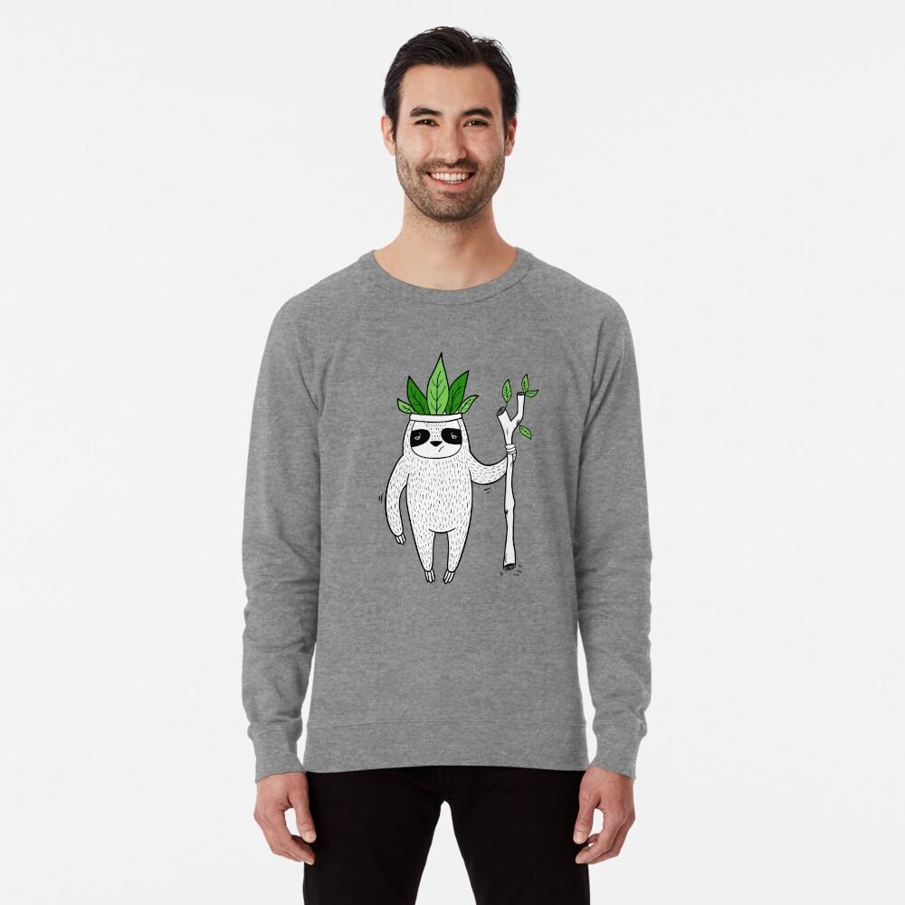 King of Sloth Lightweight Sweatshirt