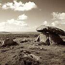 Chûn Quoit, Cornwall by Barnaby Edwards
