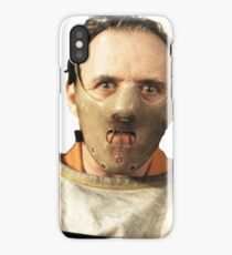 Hannibal Hopkins iPhone Case
