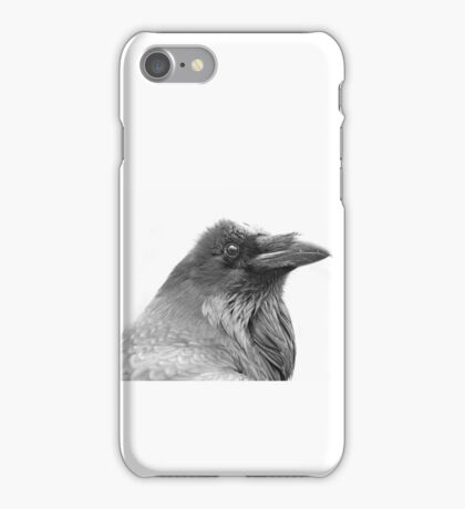 Nevermore - Raven iPhone Case/Skin
