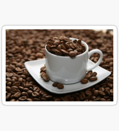 Coffee To Go Sticker