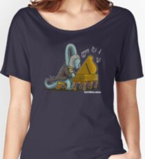 Bachiosaurus  Women's Relaxed Fit T-Shirt