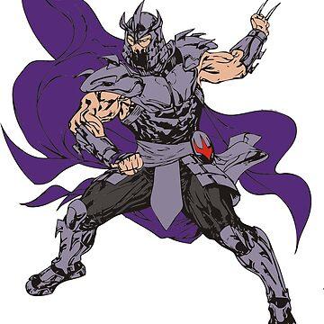 Shredder by dntyarts