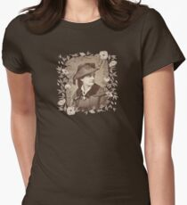 The Fur Hat Women's Fitted T-Shirt