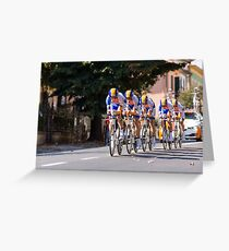 Rabobank Development Team Greeting Card