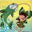 Fairy - Keiko by Saing Louis