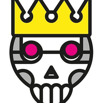 Skull King by declankdesign