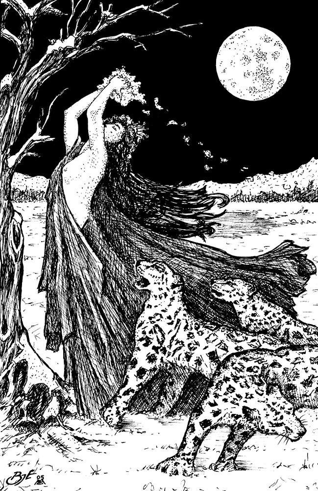 Saturnalia by Barnaby Edwards