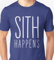 Sith Happens | Blank version Unisex T-Shirt