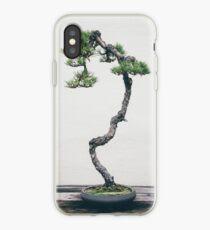 Literati Pine Bonsai iPhone Case