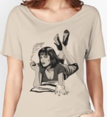 Camiseta ancha para mujer PULPA