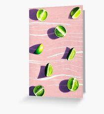 fruit 10 Greeting Card