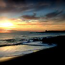 Sunrise over Bass Strait by cjcphotography