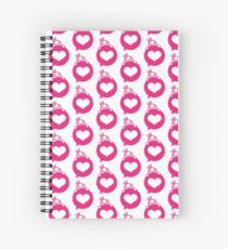 Glorious Monster Love Spiral Notebook