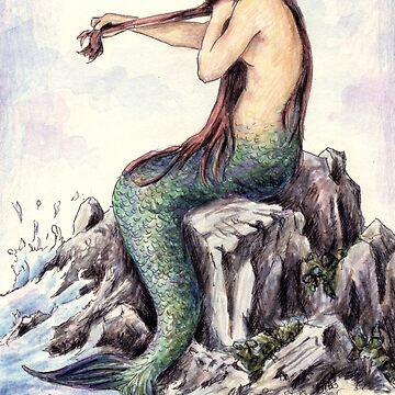 The Mermaid by BarnabyEdwards