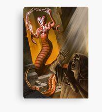 Darth Talon/Gorgon with clothing Canvas Print
