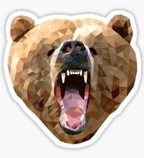 Poly Bear_Alternate Sticker