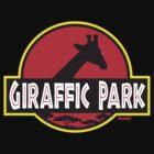 Giraffic Park by sisaro