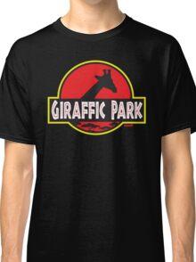 Giraffic Park Classic T-Shirt