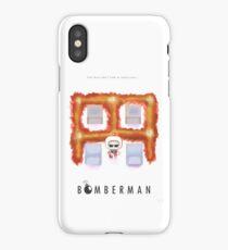 Bomberman Walk Away iPhone Case/Skin