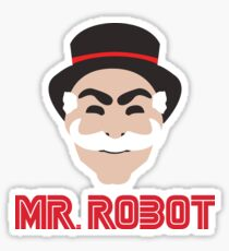 F-Society Mr Robot Sticker