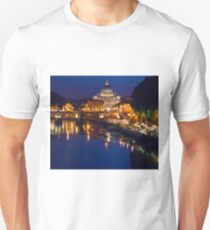 Saint Peter Cathedral in Rome T-Shirt
