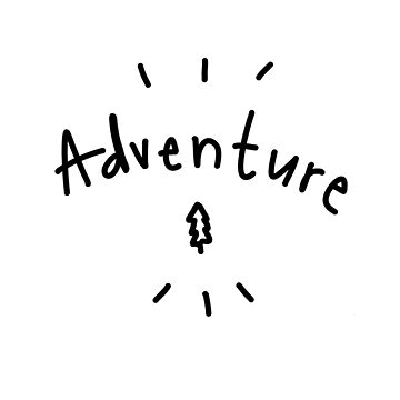adventure tree drawing  by thirdfocus