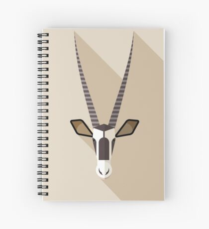 Oryx Spiral Notebook